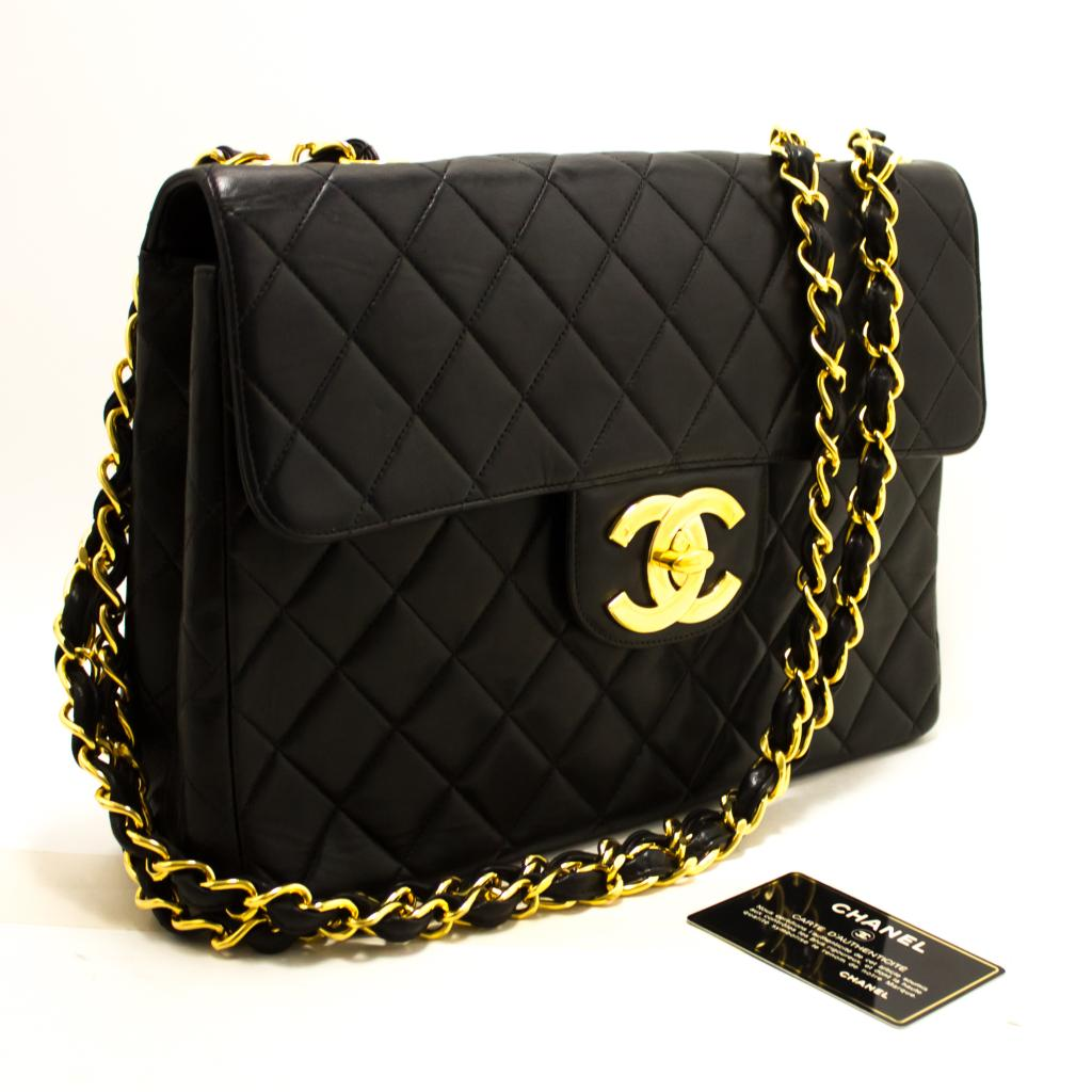 67694ae22 Details about R23 CHANEL Authentic Jumbo 11